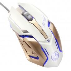 Gaming miš V8 LED USB