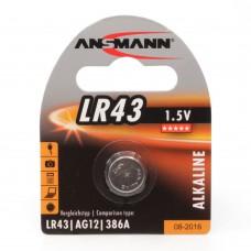 LR-43 1,5V