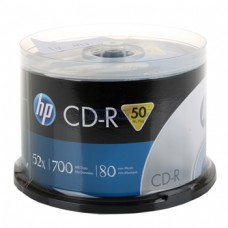 CD-R 700 MB HP 1/50