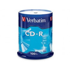 CD-R 700 MB Verbatim 1/100