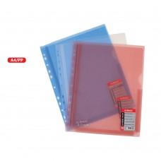 Fascikla PVC sa rupicama LUX