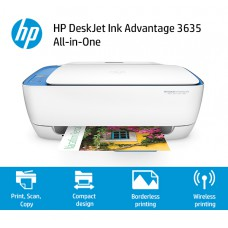 HP 3635 DeskJet Ink Print/Scan/Copy/Wirelles