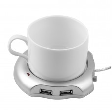 USB hub 4 portni + grijač