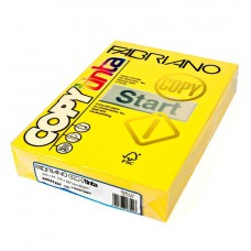 Fabriano Copy A4/80G 1/500 GIALLO YELLOW