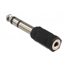 Adapter Stereo 6.3/3.5mm 0362