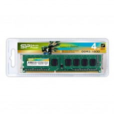 4 GB - DDR3 1600 MHz Silicon Power