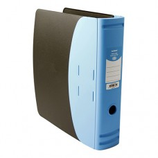 Registrator PVC 8 cm Plavi