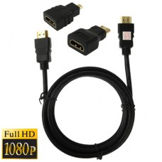 HDMI set (Micro HDMI , Mini HDMI , HDMI )