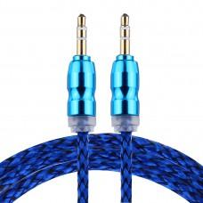 Kablo Audio 3,5 mm plavi 1 M