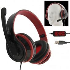 Slušalice sa mikrofonom USB