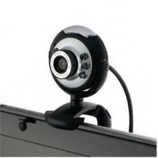 Web kamera sa mikrofonom i LED osvjetljenjem 8 Mpx