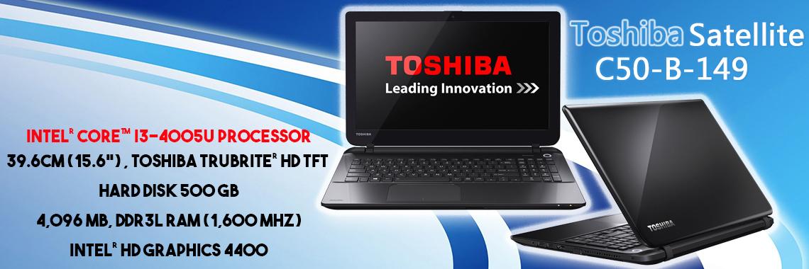 Toshiba C50-B-149 NOVI MODEL