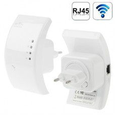 Range extender wireless 300 Mbps WS-WN518W2 - 0186