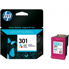 HP cartrige 301 Color
