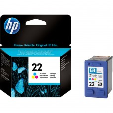 HP cartrige 22 Color