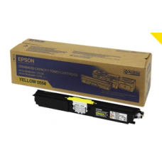 Epson Yellow 0558 - AcuLaser C1600 - CX16series